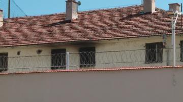Пожар горя в Пловдивския затвор