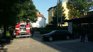 Пожар в ресторант в центъра на София