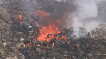 1000 декара са засегнати от пожара край Ветрен