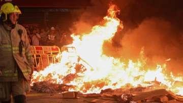 Най-малко 19 души загинаха при пожар във фабрика в Китай