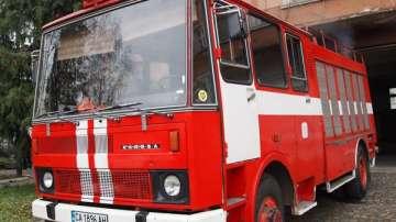 Пожар е горял в хале на ул. Кукуш в столицата