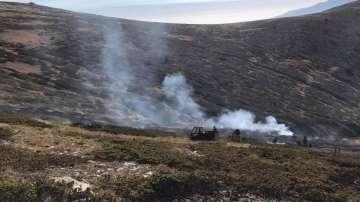 Потушени са двата горски пожара в Рила