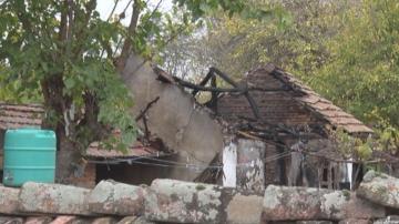 Момиченце на една годинка загина при пожар в плевенско село