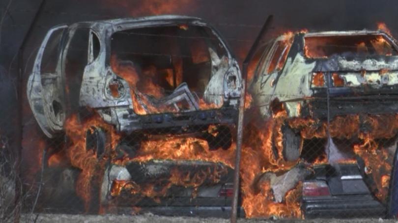 Непредпазливост на работниците е вероятната причина за пожара в автоморгата