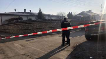 Прокуратурата започна разследване за причините на пожара в къща в гр. Ихтиман