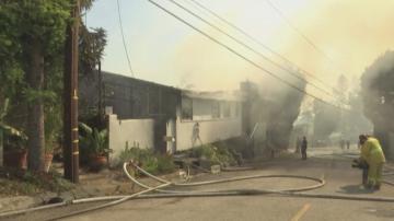 Калифорния продължава да се бори с пожарите