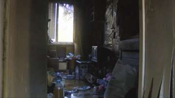 Пострадалите при пожара в Димитровград са прекарали нощта в незасегнатото крило