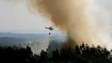 Португалия и Франция се борят с опустошителни пожари