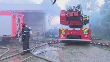 Един загинал и 19 ранени при пожар в старчески дом в Румъния