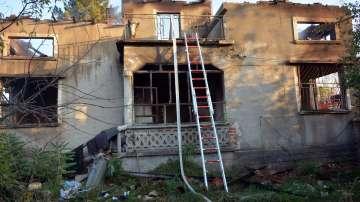 Възрастна двойка загина при пожар в харманлийското село Славяново