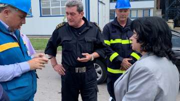 """Т. Петкова: Пожарът в """"Марица-Изток"""" няма да се отрази на енергийната система"""