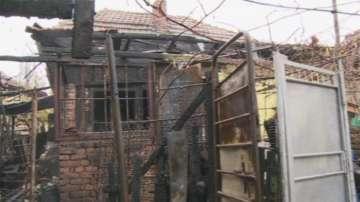 Мъж загина при пожар в дома си в Русе