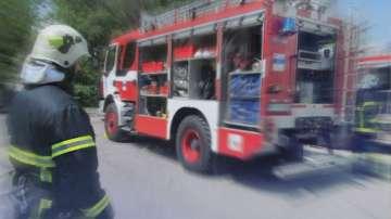 Пожар застрашава Подгорица