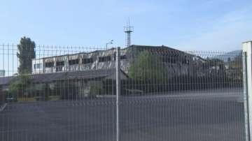 Все още не е ясна причината за пожара в склад в Красна поляна