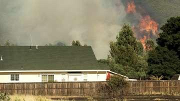 Хиляди граждани в Калифорния бяха евакуирани заради пожар