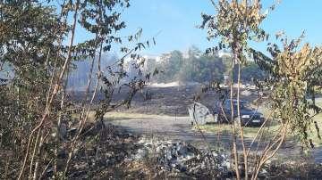 Овладян е пожарът до Дома за медико-социални грижи в Стара Загора