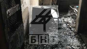 Категорично: Пожарът в Пирогов не е заради гръмнала кислородна бутилка