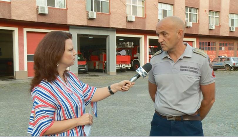 Над 200 пожара само за седмица са гасили пловдивските пожарникари.