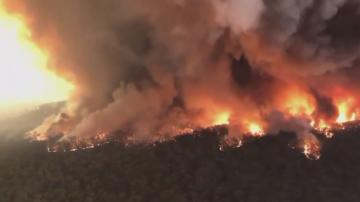3000 военни от резерва се включват в борбата с пожарите в Австралия