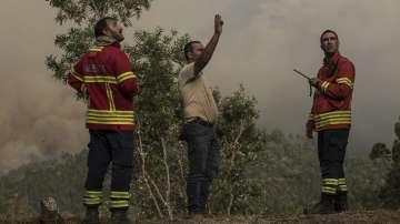 Пожари и жеги обхванаха цяла Европа