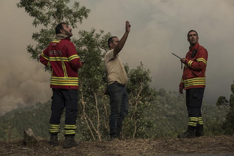 извънредно положение розенхайм заради бушуващ часове горски пожар