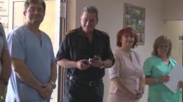 Главен комисар Николай Николов посети дома в Стара Загора, в който горя пожар