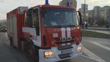 Взрив в бензиностанция на магистрала Тракия