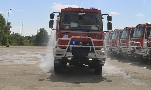 задимен участък тракия заради пожара завода отпадъци шишманци