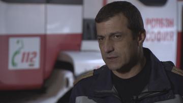 Само пред БНТ: Пожарникарите, гасили пожара в Пирогов