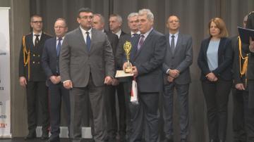 Тошко Бързилов е пожарникар на 2019 г.