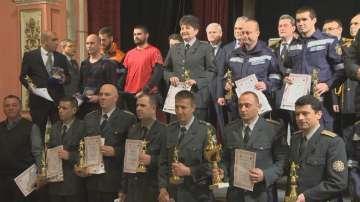 Избраха пожарникар на годината за 2017 г.