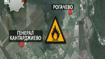 Пожари край Варна и Благовград