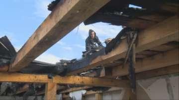 Прокуратурата започна проверка заради пожара в приюта на отец Иван в Нови хан