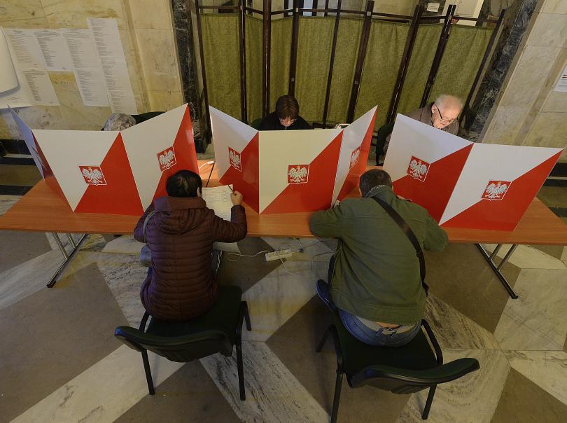 Полската управляваща партия