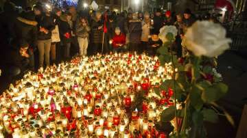 Бдения в Полша в памет на убития кмет на Гданск