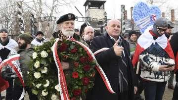 В Полша се проведе церемония в памет на жертвите на Холокоста