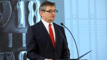 Председателят на полския парламент подаде оставка