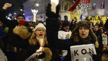 Полският Сенат одобри два спорни законопроекта за съдебната система