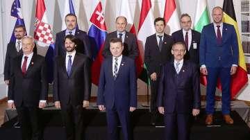 Вишеградската четворка създава център за управление на миграционната криза