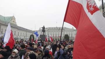 Трети ден продължават протестите в Полша