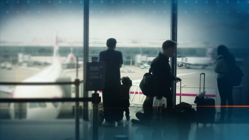 задържаха мъж лондонско летище подозрение подготовка атентати