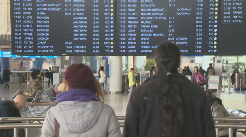 Четири отменени полета от София до Мюнхен и два до