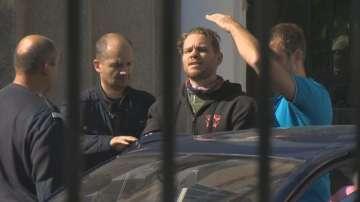 Полфрийман излезе от затвора, но го предадоха на миграционните власти