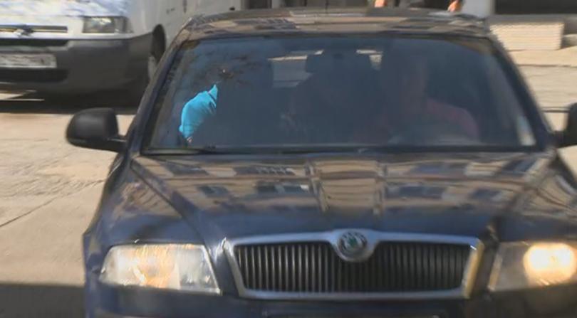 снимка 3 Полфрийман излезе от затвора, но го предадоха на миграционните власти