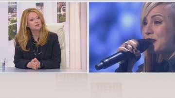 Вяра Анкова: Поли направи огромен пробив на Евровизия
