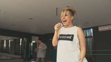 Поли Генова репетира за Евровизия с шведски топ хореограф