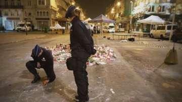 След атентата в Брюксел - ужасът запечатан в снимки