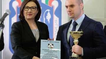 Главен инспектор Калин Литов е Полицай на годината