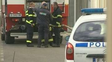 Късо съединение евакуира полицията в Благоевград