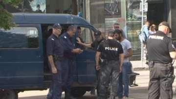Задържани са 160 нелегални мигранти в столицата